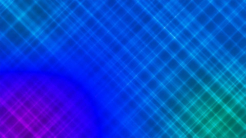 Broadcast Intersecting Hi-Tech Slant Lines, Blue, Abstract, Loopable, 4K Animation