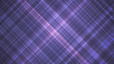 Broadcast Intersecting Hi-Tech Slant Lines, Purple, Abstract, Loopable, 4K Animation