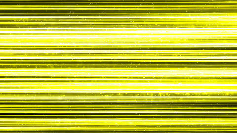 Yellow Lines of Light Technology Abstract Background Animation