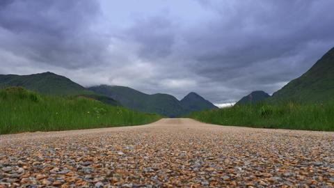 Glen Etive Street View, Scotland Image