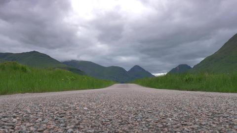 Glen Etive Street View, Scotland Footage