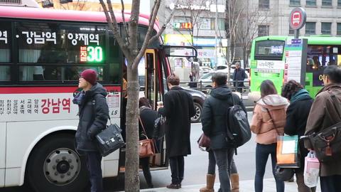 Seoul Gangnam Station ビデオ