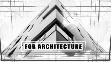 Art Architecture - Drawing Paint (CS6) After Effects Template