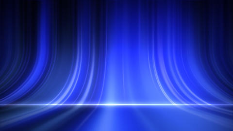 Stage Curtain 5 Aa 1 HD Stock Video Footage