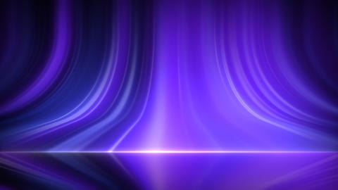 Stage Curtain 5 Aa 6r HD Stock Video Footage