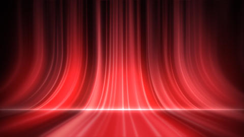 Stage Curtain 5 Ac 1 HD Animation