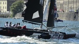 ZouLou compete in the Extreme Sailing Series Footage