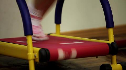 treadmill Stock Video Footage
