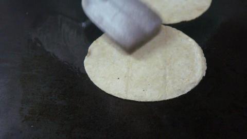 Tortillas Stock Video Footage