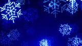 Loopable shine christmas background Animation