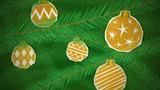 Christmas Tree Loop HD Animation