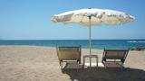 Beach Chairs Footage
