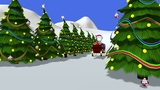 サンタクロース Animation
