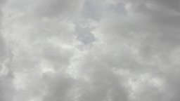 Clouds in the sky Footage