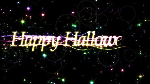 HappyHalloween Animation