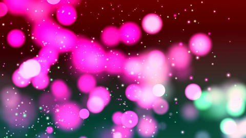 Free Footage - HD Loopable Background with nice abstract pink bokeh Animation