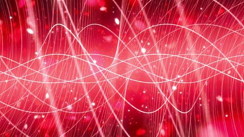 Twirl line sakura rd Animation