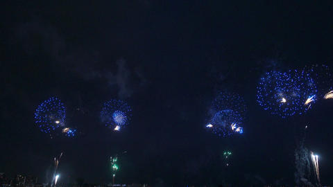 Kobe Fireworks 01 ライブ動画