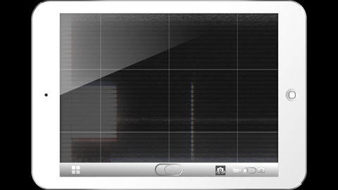 Interface Overlay Effects Tablet Pad Animation
