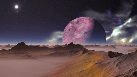 Alien Landscape 画像