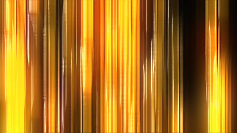 Golden Bars Background Loop Animation