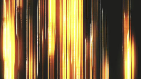 Golden Bars Background Loop 4K Animation