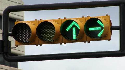 Traffic light Footage
