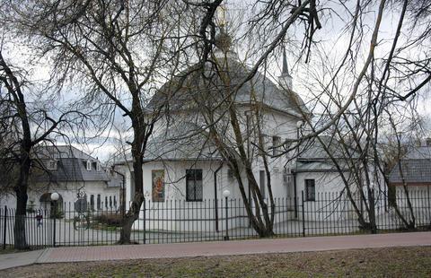 Church in Russia Fotografía