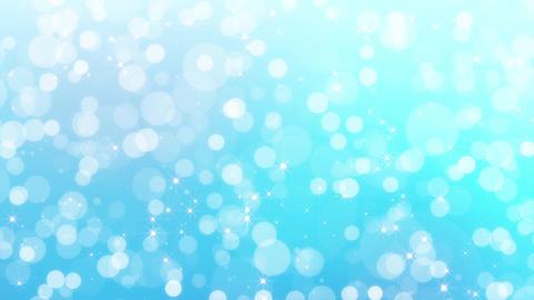 particle, polka dot, loop, light blue CG動画