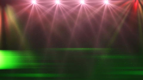 HD Loopable Background with nice spotlights Animation