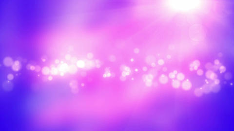 Particle background loop, purple CG動画素材