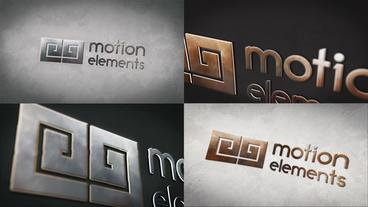 Style Elegant Logo (4 presets) (remastered) After Effects Template