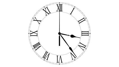timepiece, watch, illustration 1 Animation