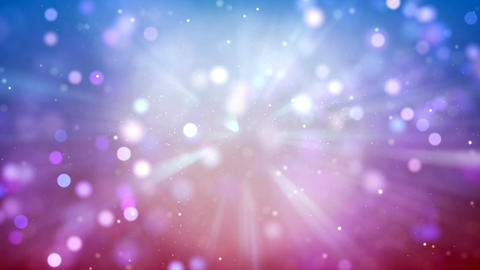 HD Loopable Background with nice pink bokeh Animation