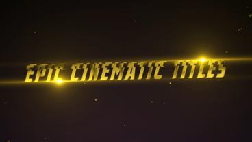 Cinematic Titles 0