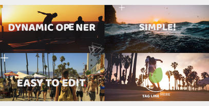 Bright Dynamic Slideshow Pack 1
