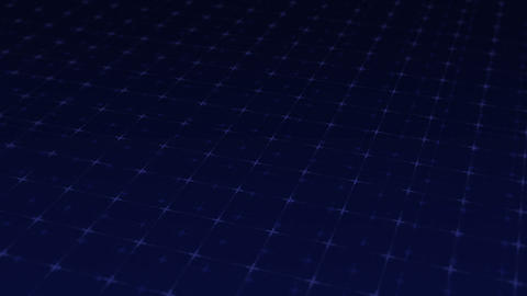 abstract grid blue P 3 1 Animation
