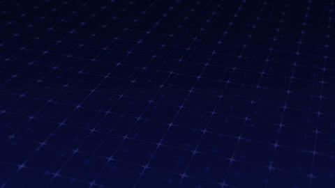 abstract grid blue P 3 1 Stock Video Footage