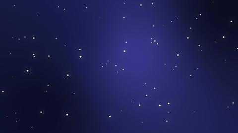 Night sky animated background Animation