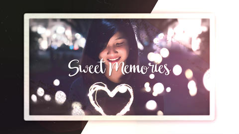 Sweet Memories Premiere Pro Template