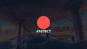 Abstrct Titles After Effects Template