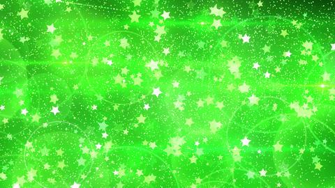 Rebound particle star gr CG動画