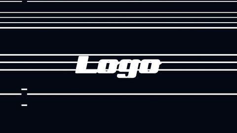 Hi-Tech Action Glitch Logo Opener Premiere Pro Template