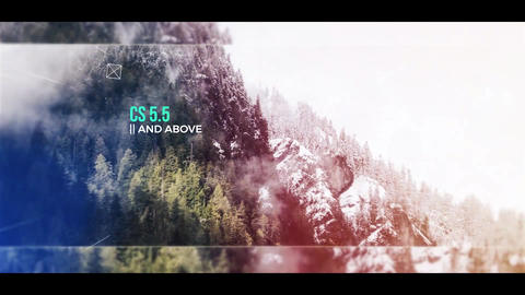 Journey Slideshow After Effects Template