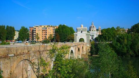 the Milvian bridge Image