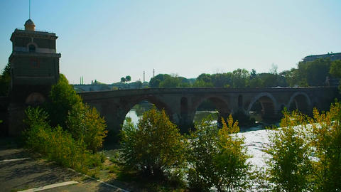 the Milvian bridge 画像
