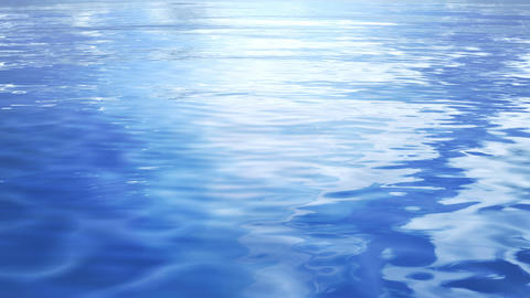 Water Surface 16 Af 4 K Animation