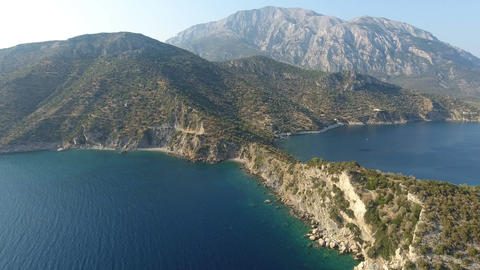 Over the Peninsula of an Island 3 ビデオ