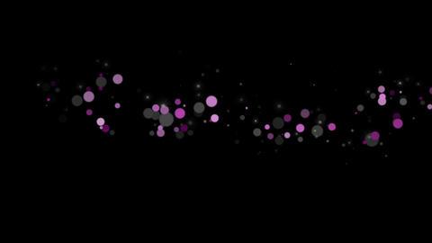 Particular-PINK-SILVER CG動画素材