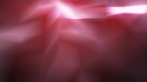Abstract red geometric background Footage